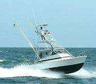 """Geaux Deep"" - Owned by Capt. Randle Hall, Port Mansfield, TX"