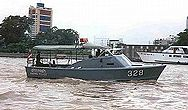 Thai Cop Boat - Undisclosed city, Thailand