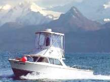 """Falcon"" owned by Tony Arsenault, Homer, Alaska"