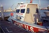 "TowBoat ""Express"" - Capt Gale Young"