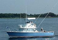 """Miss Rose"" Owned by  Charles Fina, Atlantic Beach, Long Island, NY"