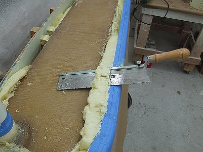Working With Two Part Expandable Urethane Foam