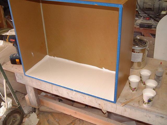 Molding -- Basic Box - Female mold